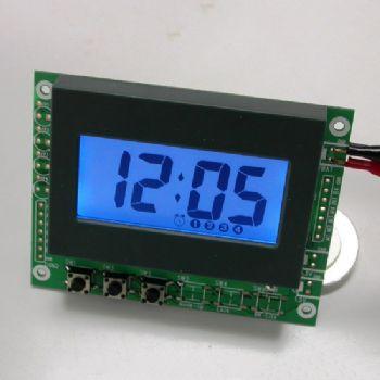 Alarm LCD Clock Module