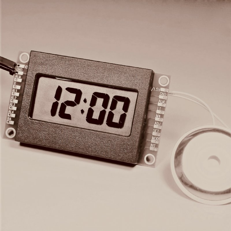 real time clock module 4XC-A0J
